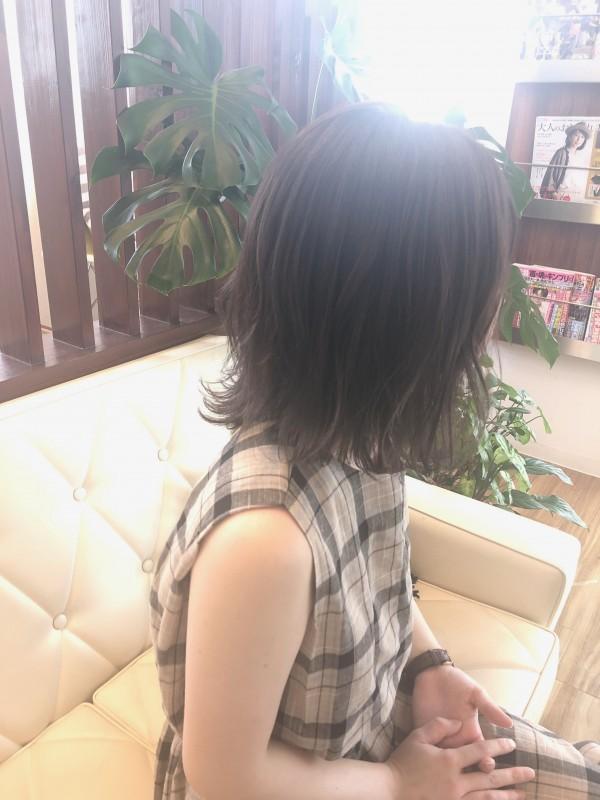 ダメージレス 高発色カラー☆